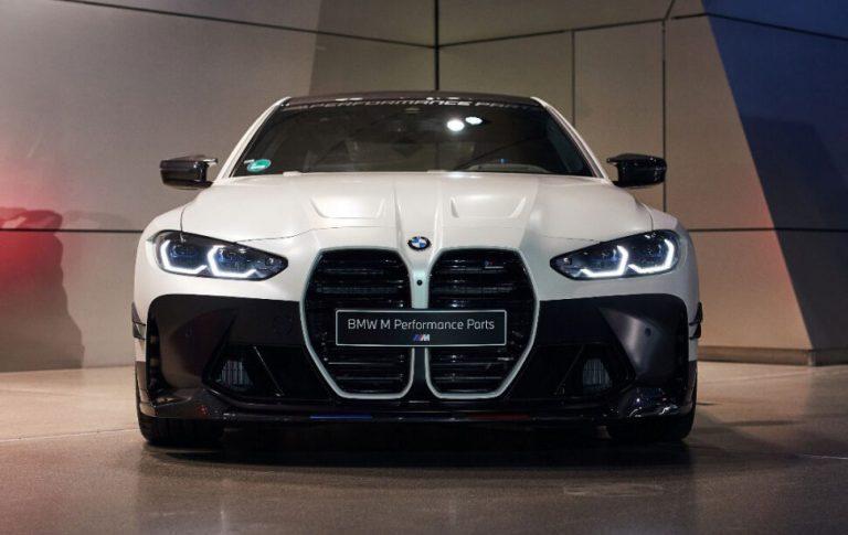 BMW hat keine Nachricht, um das Design zu schlagen